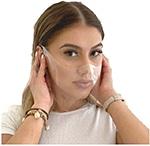 transparente maske